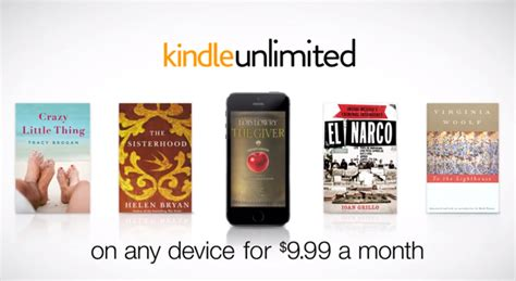 amazon unlimited books amazon launches 9 99 kindle unlimited e book and