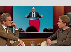 Bei Lanz im ZDF: Kevin Kühnert zur Zukunft von Martin ... Kevin Kühnert