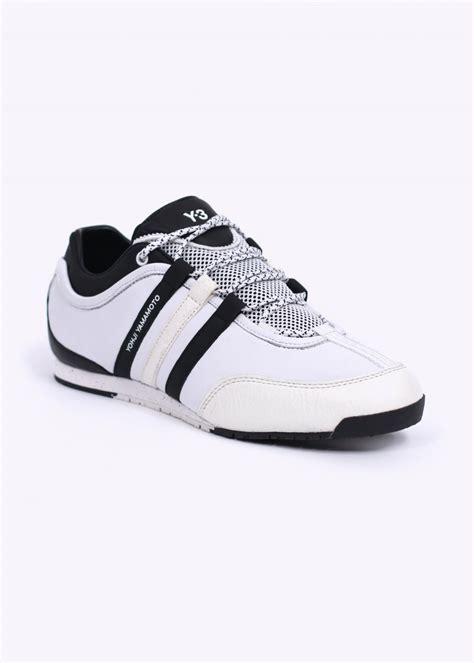 y3 adidas yohji yamamoto boxing trainers white black y3 adidas yohji yamamoto from