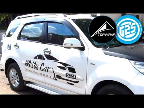 Decal Sticker Mobil Ghost Busters Stiker Kaca 30 Cm white car indonesia sticker modification white car