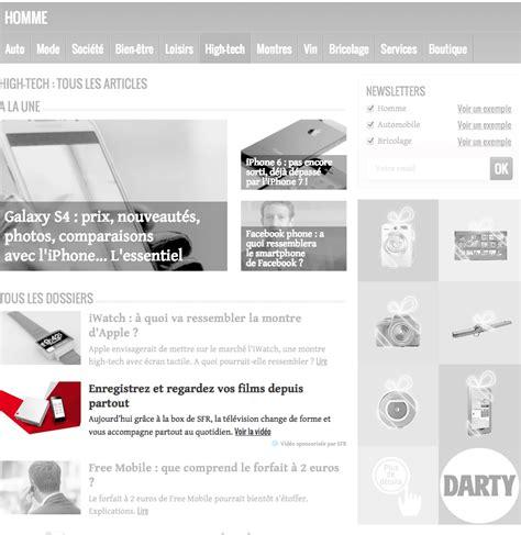 design definition linternaute exemple native ad linternaute blog e commerce