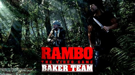 rambo the rambo the baker team free