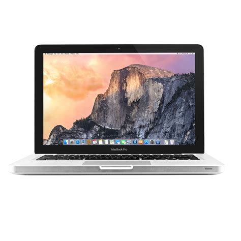 apple macbook pro 13 3 quot 2 5 ghz i5 500gb hdd 4gb