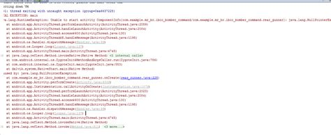 java relativelayout java android circular dependencies cannot exist in