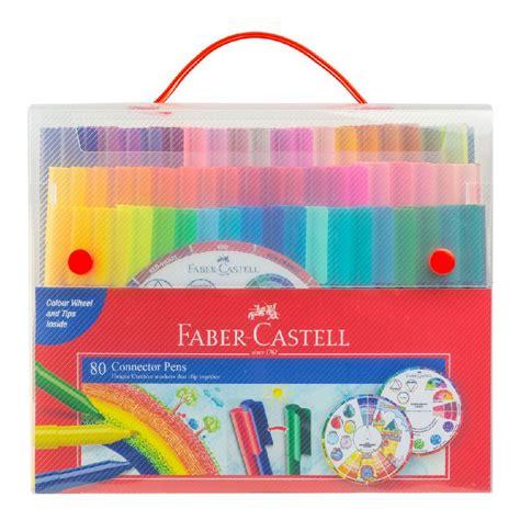 Connector Pen 30 Warna Faber Castell Gift Set marker sets