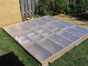 turn a garden shed into a backyard observatory david