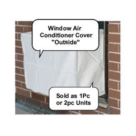 window air conditioner covers outside air conditioner cover window thru wall