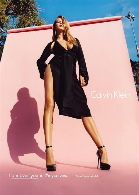 kate moss anna ewers and more for calvin klein s fall