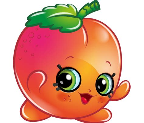 Tomato Tree by April Apricot Art Official Shopkins Clipart Free Image