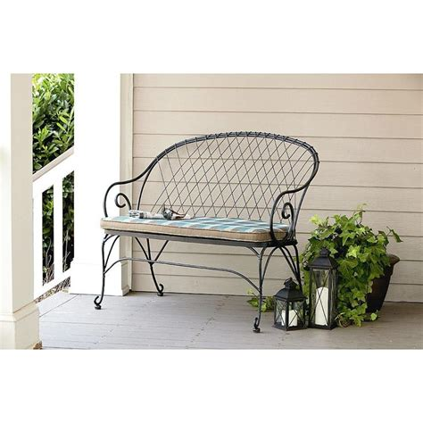 kmart outdoor bench 1000 ideas about kmart patio furniture on pinterest
