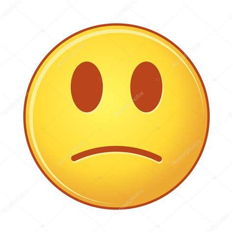 imagenes de emoji triste triste emoji em branco vetor de stock 169 dimgroshev 99114800