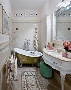 Vintage Bathroom Decor » Home Design 2017