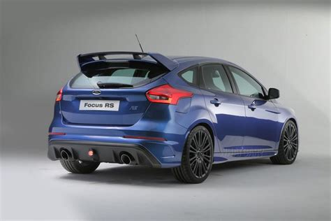 2017 Ford Focus Rs Price Review Specs Ford Usa Reviews
