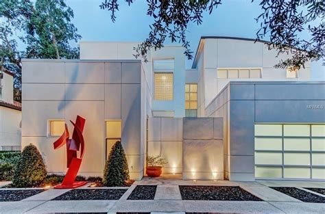 florida modern homes contemporary appeal seven 1m central florida modern