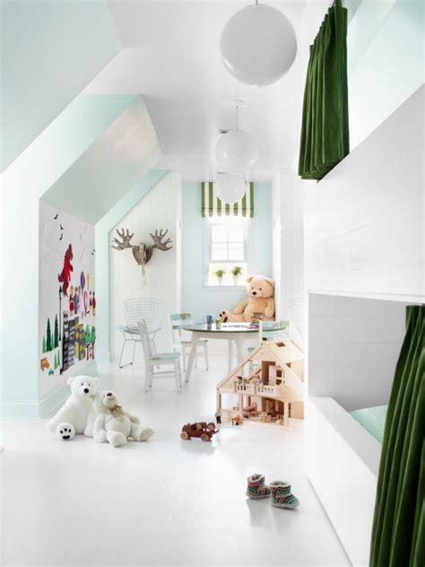 Dachboden Kinderzimmer Gestalten by Kinderzimmer Unterm Dach Gestalten Idee Zur Renovierung