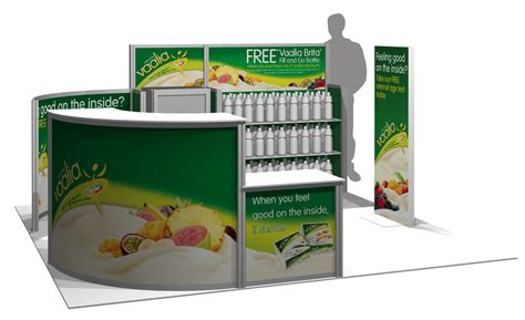 Wall Mural Templates point of sale displays flash