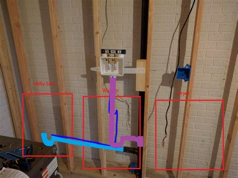 how to run plumbing plumbing question about running new drain pipes in