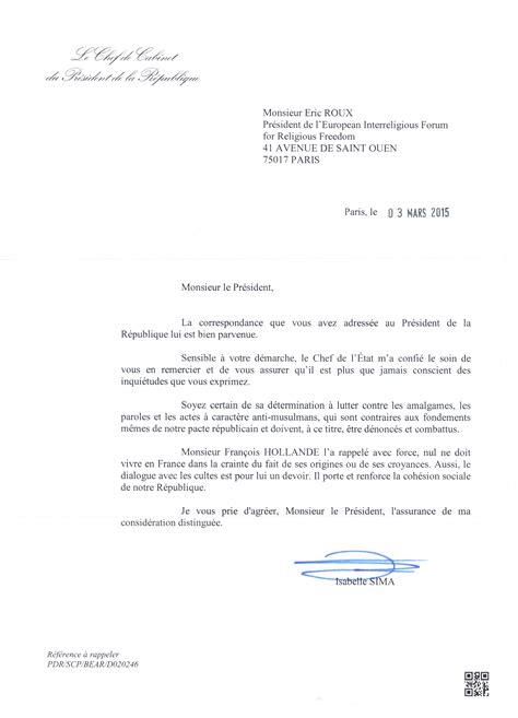 Exemple Lettre Remerciement Ministre R 233 Ponse Du Pr 233 Sident De La R 233 Publique 224 Une Lettre Ouverte Aux Politiciens Fran 231 Ais