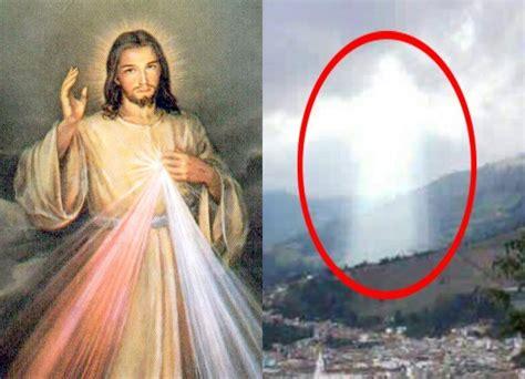 imagenes nuevas de jesucristo video 191 apareci 243 la imagen de jes 250 s un extra 241 o fen 243 meno