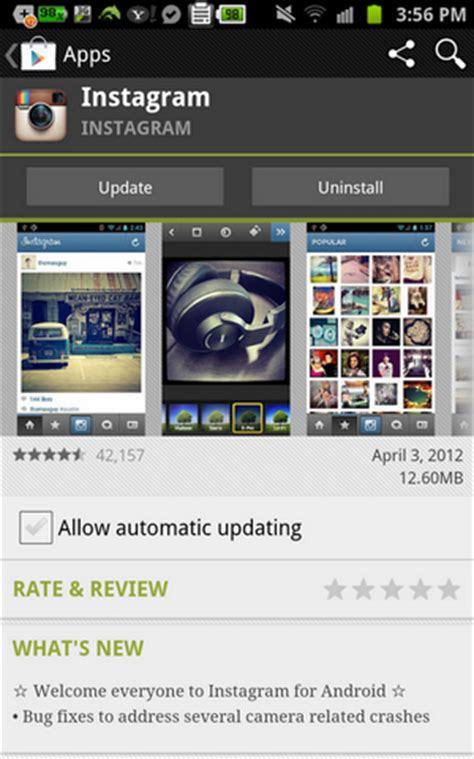 download instagram full version for android download instagram for android from google play store app