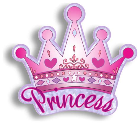 Barbie Wall Stickers image gallery princess crown