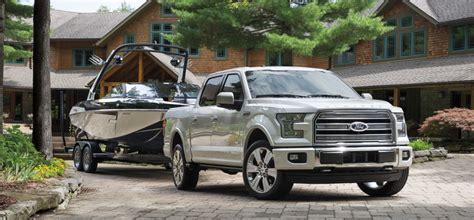 luxury ford trucks 2016 ford f 150 limited luxury towing capacity
