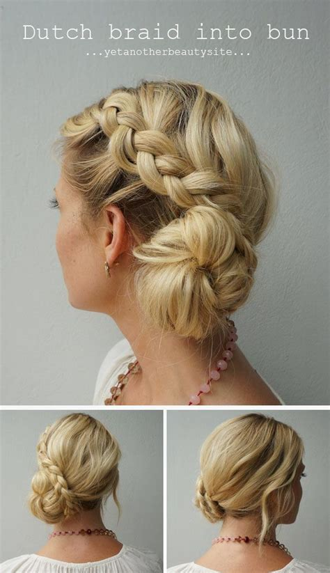17 best images about buns and more on pinterest keisha mahogany side bun hair 17 best ideas about braided side