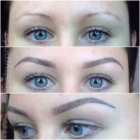 tattoo eyebrows hurt 33 best images about softap permanent makeup on pinterest