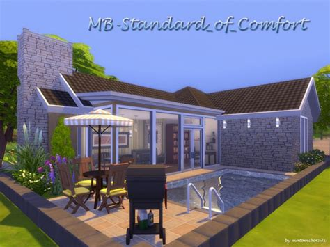 comfort resources the sims resource standard of comfort by matomibotaki