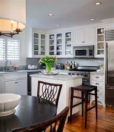 Small White Kitchen Design Ideas 6 creative small kitchen design ideas small kitchen