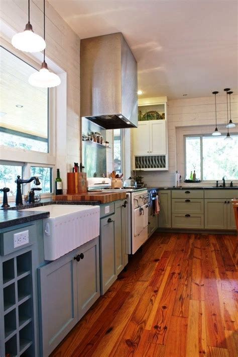 Rustic Kitchen Cabinets 25 awesome farmhouse kitchen design and ideas to try