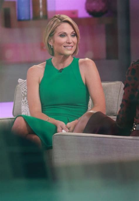 amy robach and lara spencer the hollywood gossip short amy robach photos photos celebrities visit good morning