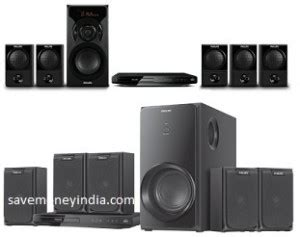 philips 5 1 dvd home theatre system rs 5990 flipkart