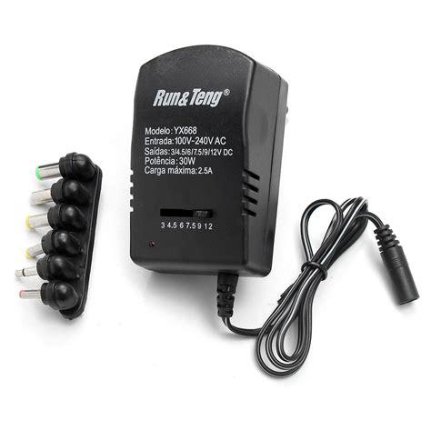 Adaptor 3v 4 5v 6v 7 5v 9v multi voltage power adapter 2500ma 3v 4 5v 5v 6v 9v 12v dc