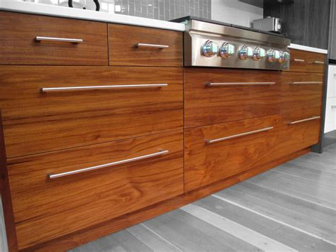 ikea kitchen cabinets with custom doors modern