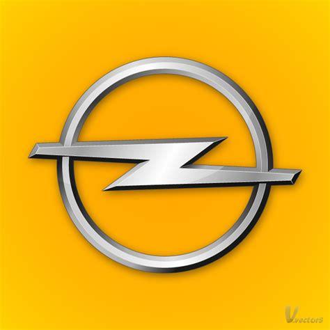 opel logo history create the opel logo vforvectors