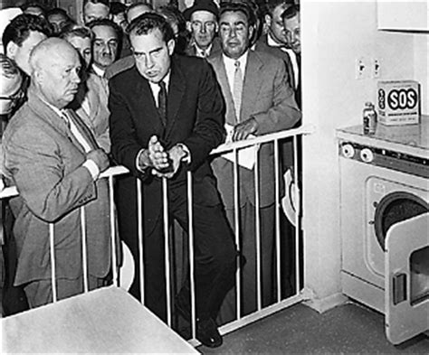 nixon vs khrushchev the 1959 kitchen debate