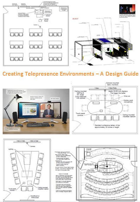 Environment Design Guide Journal | creating telepresence environments a telepresence design