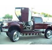 DONK TRUCK 30 DUB SPINNERS  YouTube