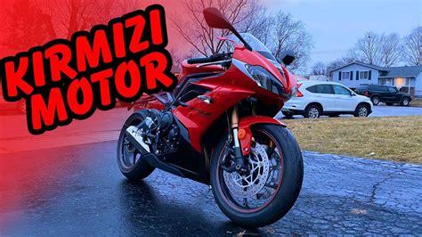 amerikada scooter fiyatina supersport motosiklet almak