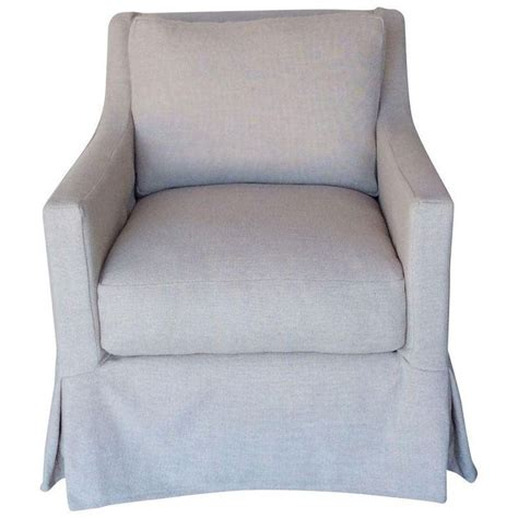 arm chair slipcover slim track arm slipcover chair