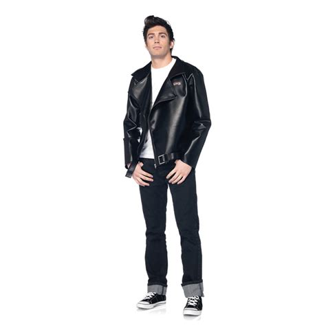 mens t bird grease jacket get this quot grease quot t birds jacket at caufields
