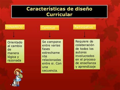 Modelo Curricular Y Participativo Proceso De Dise 241 O Curricular