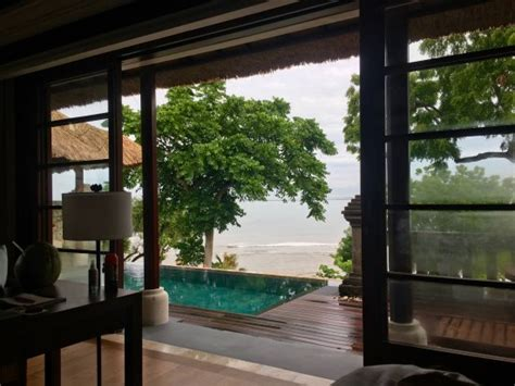 four seasons bed view from bed picture of four seasons resort bali at