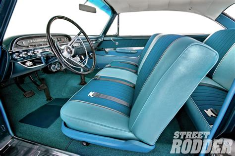 1961 ford galaxie interior 1961 ford starliner a long time in the works street