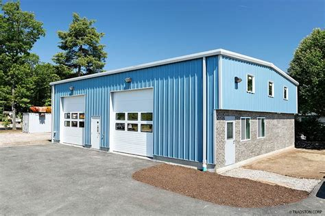 Steel Sheds Buildings by Residential Metal Buildings Steel Workshop Buildings