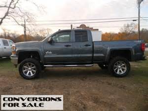 2014 Chevrolet Silverado Lifted