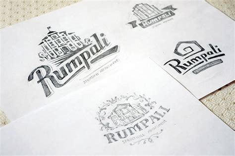 logo sketch 25 awesome logo concept sketches web graphic design