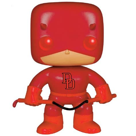 Funko Pop Daredevil Underground Exclusive marvel daredevil pop vinyl figure pop in a box uk