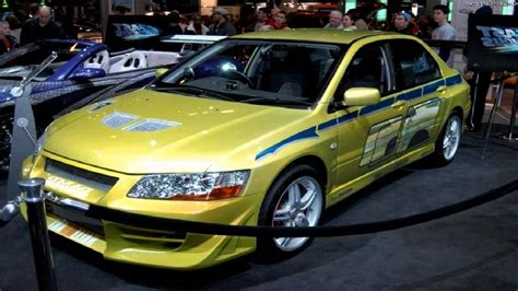 2002 Mitsubishi Evolution Vii Rs Pictures Information